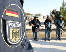 KANDAHAR WHACKER© ISAF AFGHANISTAN SECURITY TRAINING TEAM Bundespolizei + FLAG