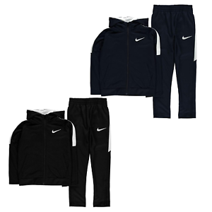 Details zu Nike Trainingsanzug Sportanzug Kinder Jungen Jogginganzug  Tracksuit 8046