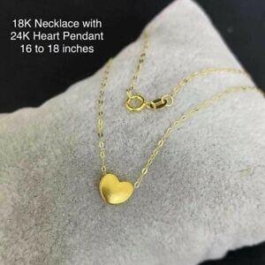 18k Saudi Gold Necklace Pawnable Ebay