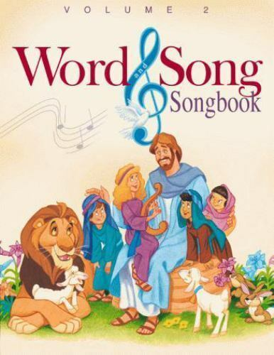 The Word and Song Songbook: New Testament Elkins, Stephen, Elkins, Steve, The W