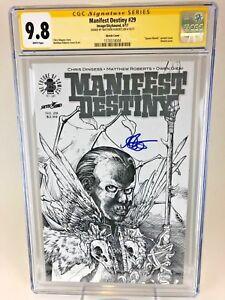 Manifest-Destiny-29-CGC-9-8-NM-MT-SS-Signed-by-Matthew-Roberts-SPAWN-sketch