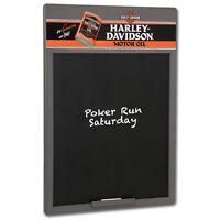 Harley-davidson Motor Oil Chalkboard
