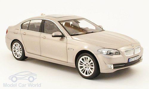 Norev 2010 BMW 550i Light Beige 1 18Almost Sold OutLast Pcs Left