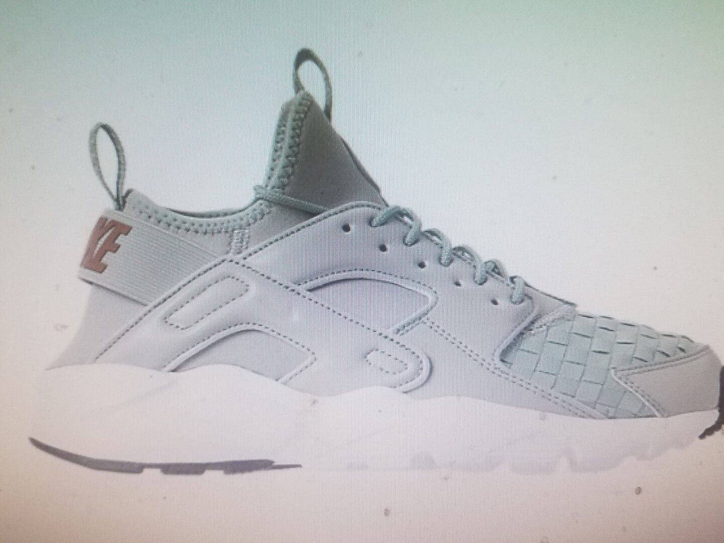 Nike Air Huarache Run Ultra Prm 875841 007 Mens Sz 10.5 NSW Running Air Max WOW