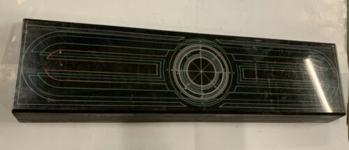 Tron original plastic light cover that goes under the control panel