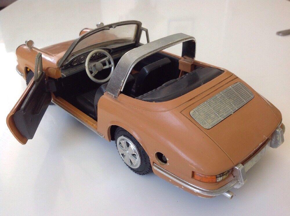 Porsche 911 Targa, Schuco 1 16 Unboxed c w Key