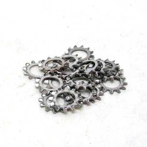 200 PACK 5//16 EXTERNAL TOOTH LOCK WASHER 400 STAINLESS STEEL FREE SHIPPING NH