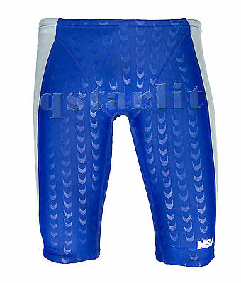 MEN/'S MALE TRAINING COMPETITION RACING SWIMWEAR JAMMER 38//4XL
