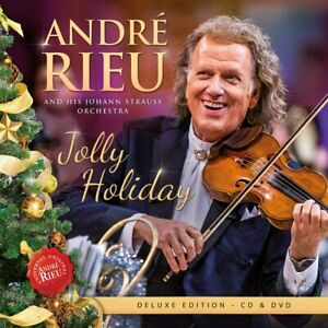 ANDRE-RIEU-JOLLY-HOLIDAY-1CD-1DVD-Sent-Sameday