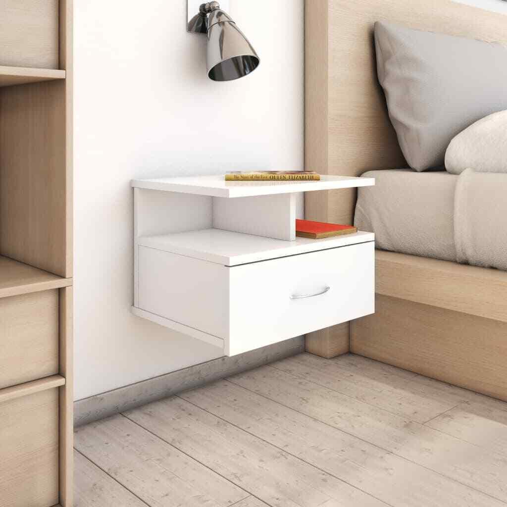 vidaXL Nachttisch Spanplatte Nachtschrank Schlafzimmer Kommode mehrere Auswahl