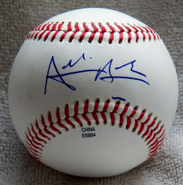 Arizona Diamondbacks Archie Bradley Signed Rawlings Minor League Baseball Auto