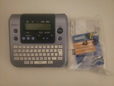 Brother P Touch Pt 1280 Label Maker Thermal Printer Tested Working