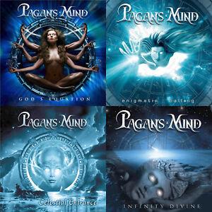 PAGAN-039-S-MIND-4CD-Bundle-Special-Christmas-Offer-Progressive-Metal