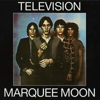 Television Marquee Moon Debut Album 180g Rhino Records Remastered Vinyl Lp