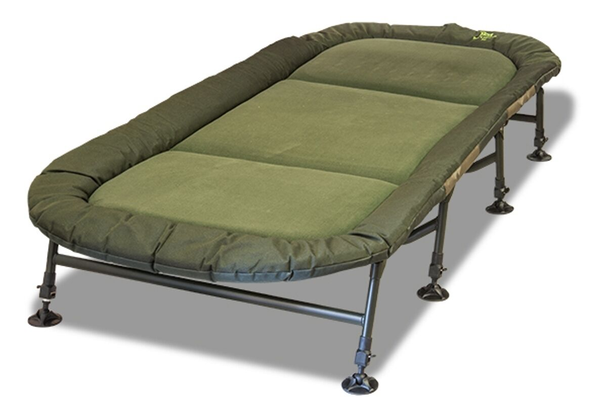 A0536 ROD HUTCHINSON BIG KIPPER XL II II II BEDCHAIR CARP ANGLER LETTINO CARPFISHING 80e26f