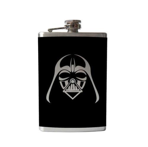 Darth Vader FlaskStar Wars6 8 ounceScifi