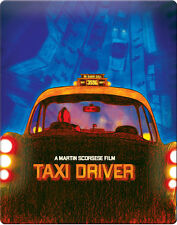 Taxi Driver (1000 ONLY Zavvi Exclusive Limited Edition Blu-ray Steelbook) [UK]