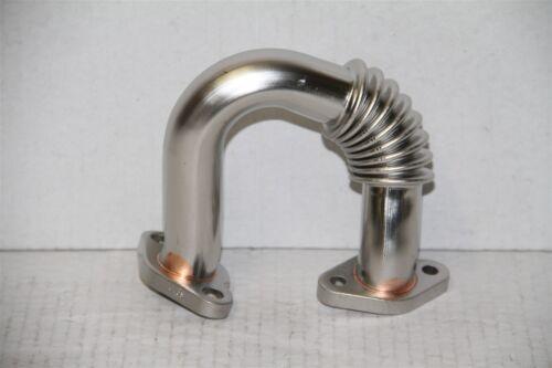 EGR valve connecting pipe TDi 1.6 2.0 VW Audi Skoda Seat 03P131521B Genuine VW