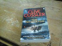 Clive Cussler - The Navigator