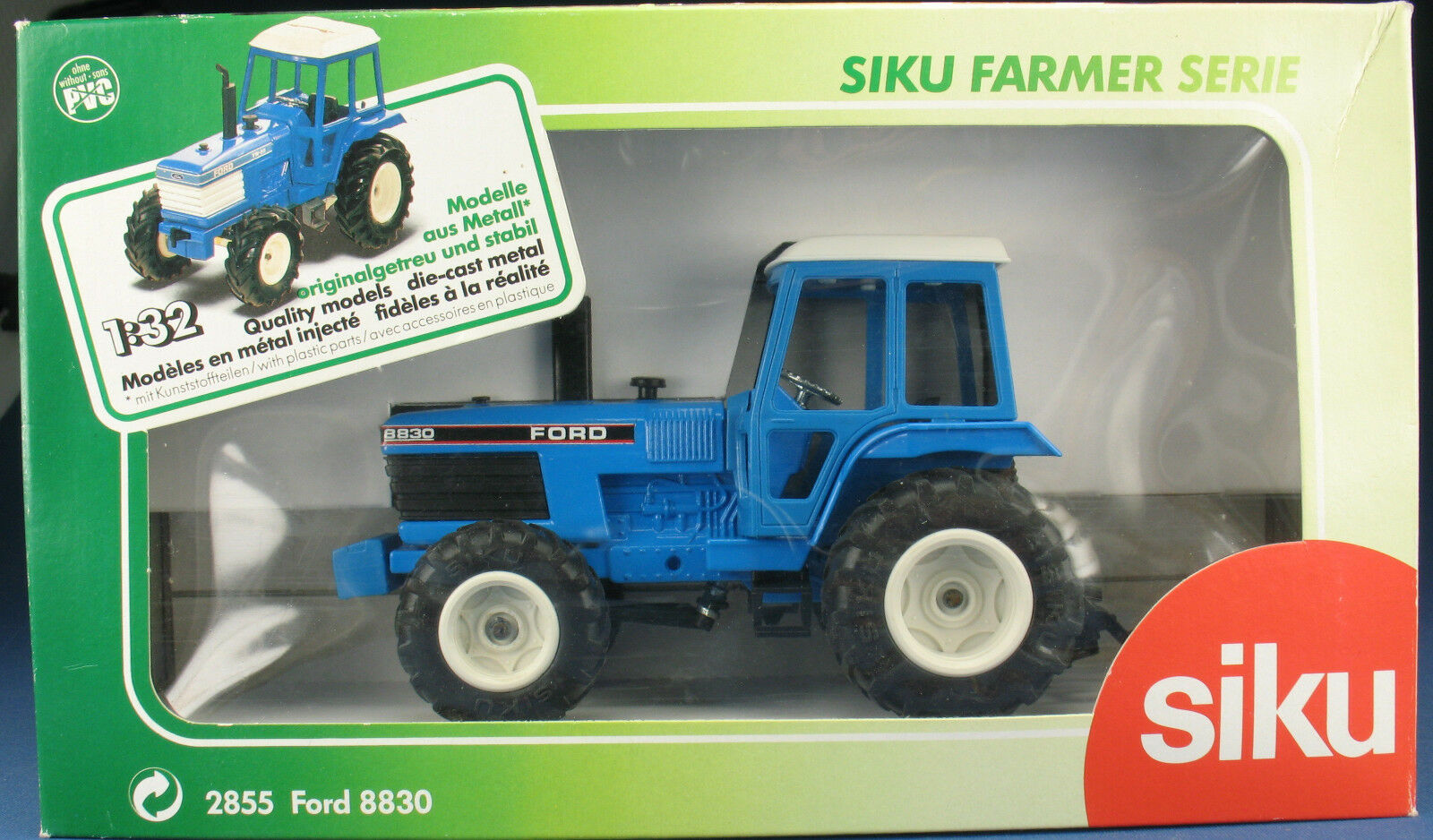 SIKU FARMER 2855 - FORD TW 35 - Traktor - NEU in OVP - 1 32 - Tractor    Angemessener Preis