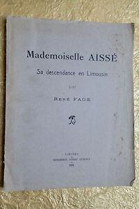 Mademoiselle-aisse-sa-descendance-en-Limousin-1928