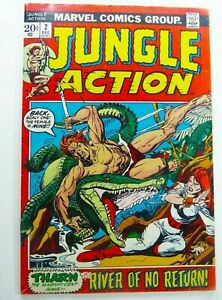 Marvel-JUNGLE-ACTION-1972-2-LORNA-QUEEN-of-the-JUNGLE-FN-5-5-Ships-FREE