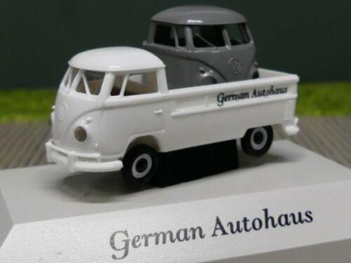 1//87 Brekina # 1636 VW T1 b German Autohaus Pritsche Sondermodell