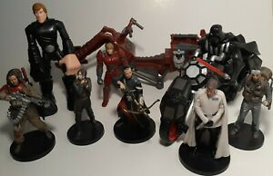 Star-Wars-Action-Figure-Lot-Of-9-Rogue-One-amp-Vintage-Figure-included