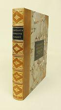 1844 1st Edition Joseph Pancoast Treatise Operative Surgery Medical Anatomy Rare