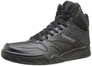 Reebok Men S Royal Bb White High Top Basketball Shoes Size