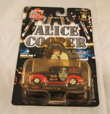 Racing Champions Hot Rockin' Steel Alice Cooper #45 LE Trash Mobile Diecast Toy