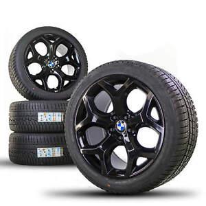 BMW-20-Zoll-X5-E70-F15-X6-F16-214-Winterreifen-Neu-Winterraeder-6794696-6799896