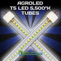 Led T5 Bulbs 4' 5500°k (5100 Lumens) 41w Full Spectrum Veg - Agroled® Isunlight®
