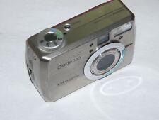 Pentax Optio 330 3.3 MP - Digital Camara - Plateado