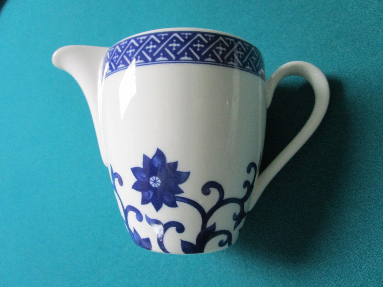 RALPH LAUREN fleurs bleu Creamer et recouvert de sucre 4