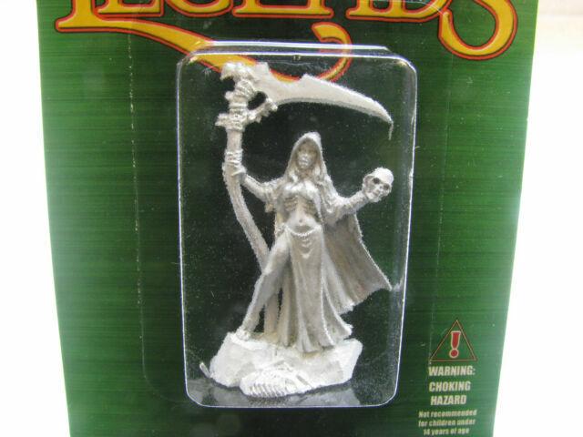 Reaper Miniatures Undying Lord #03818 Dark Heaven Unpainted Mini