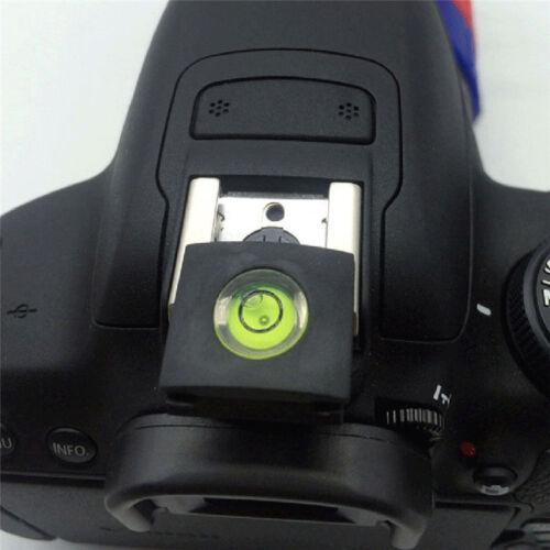 10x Hot Shoe Bubble Spirit Level Cover Cap For Canon Nikon PentaxA5LR Camera 0QA