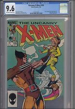 The Uncanny X-Men #195 (Jul 1985, Marvel)