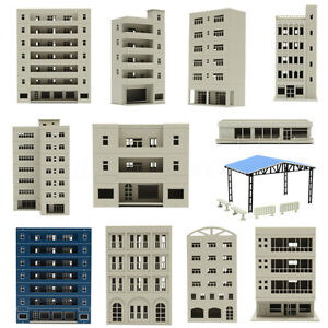 Outland-Models-Railway-Modern-City-Office-Industrial-Building-N-HO-OO-FOR-GUNDAM
