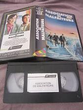 Association de malfaiteurs de Claude Zidi avec François Cluzet, VHS, Action