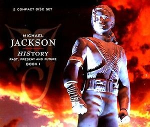 CDx2-Michael-Jackson-HIStory-Past-Present-And-Future-Book-1-MINT-SEALED