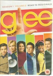 GLEE-Season-1-Volume-2-DVD-n-5-6-7-Versione-Inglese
