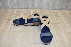 8ce7d5ca253c Image is loading Yellow-Box-Janalee-Sandals-Women-039-s-Size-