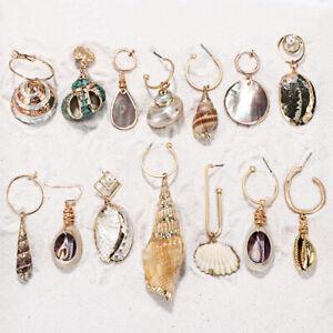 Fashion-Designs-Sea-Shell-Drop-Earrings-Women-Trendy-Natural-Shell-Conch-Earring