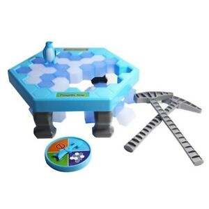 Save-Penguins-Puzzle-Toys-Ice-Breaking-Game-Table-Icebreaker-Chisel
