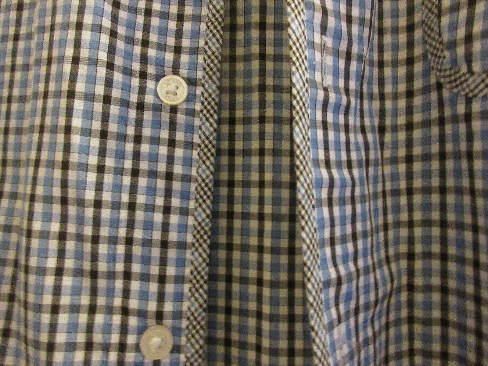 Michael Kor , Men's Long Sleeve Shirt , Size XXL , Tai