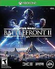 Star Wars: Battlefront II (Microsoft Xbox One, 2017)