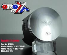 Suzuki TC185 TS185 DS185 1971 - 1981 64.00mm Wossner Racing Piston Kit