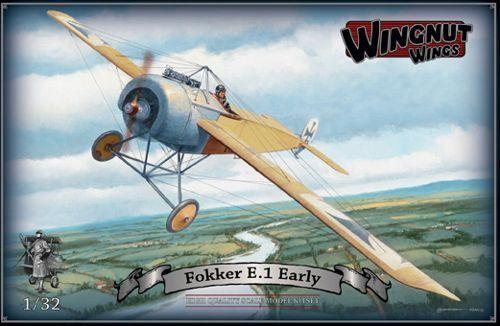 Wingnut Wings 1 32 Fokker E.I Monoplane Early Version
