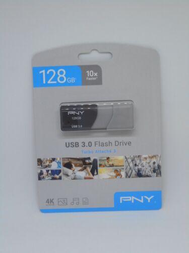 P-FD128TBOP-GE PNY 128GB Turbo Attache 3 USB 3.0